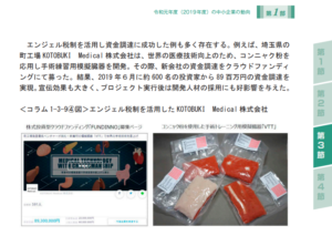 中小企業白書KOTOBUKI Medical